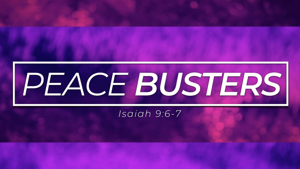 Peace Busters