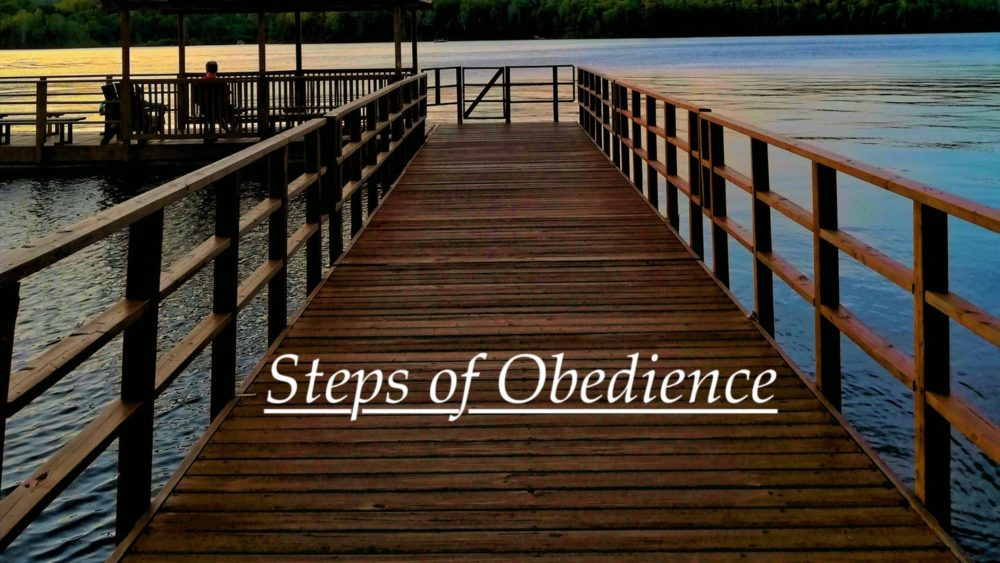 Steps of Obedience