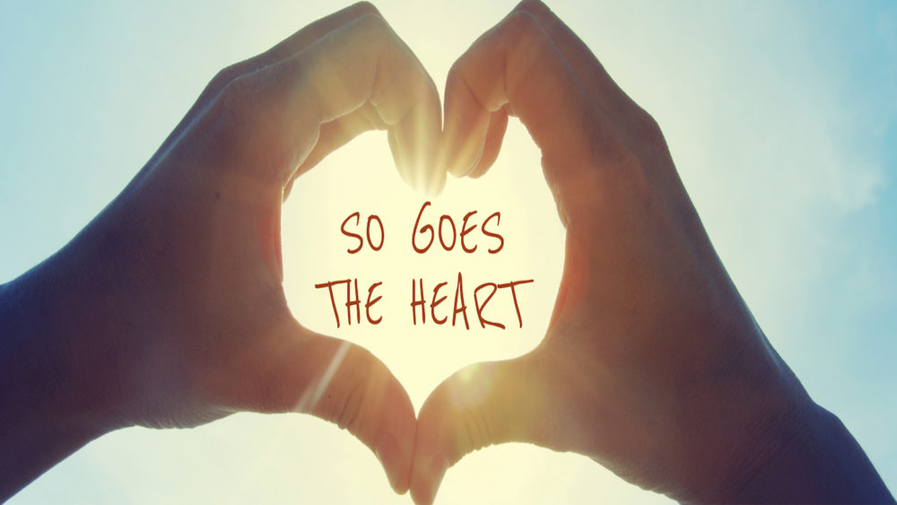 So Goes The Heart