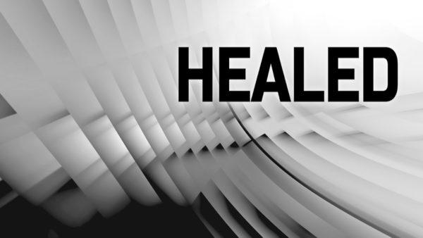 Healed Image