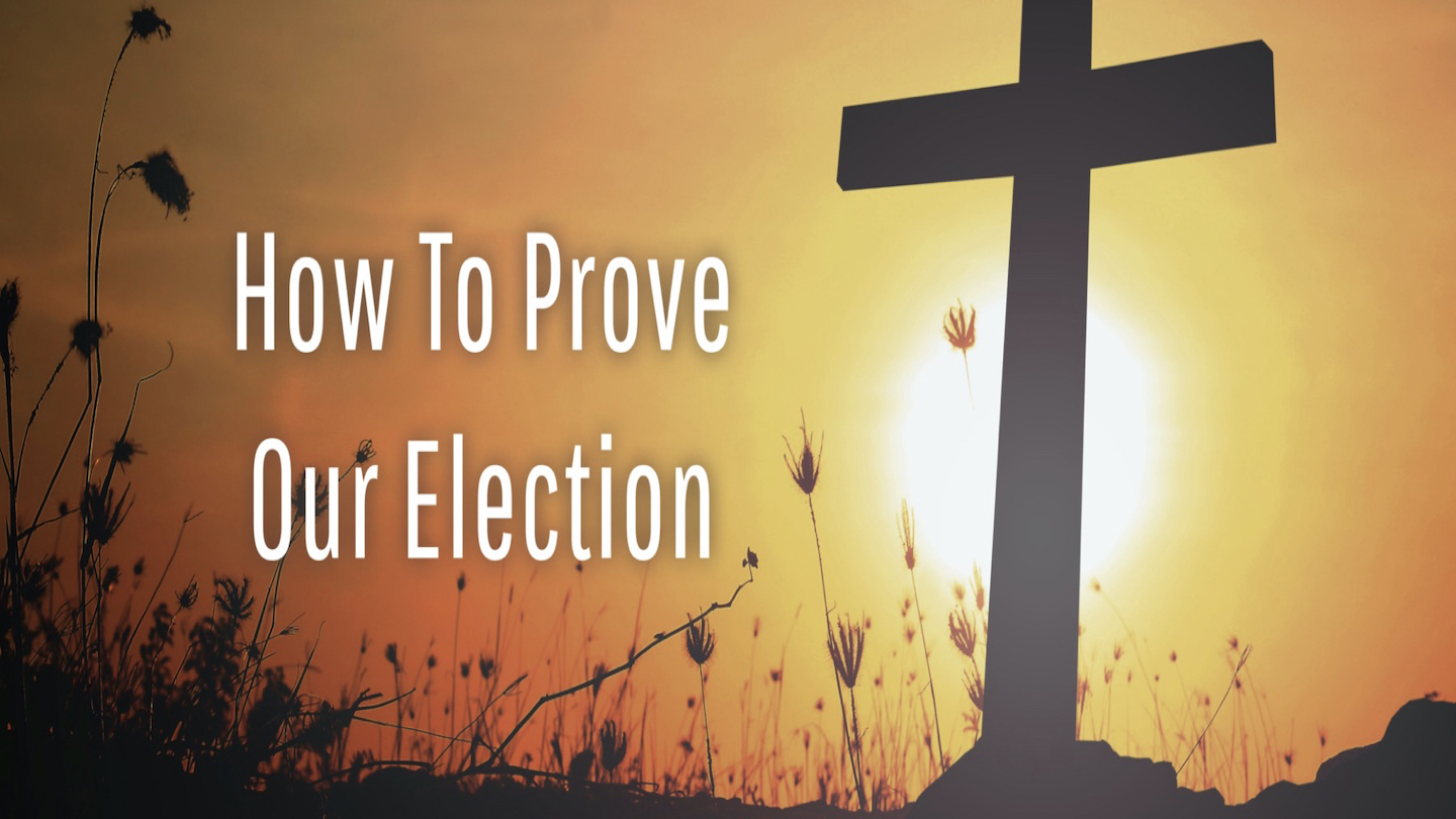 How to Prove our Election